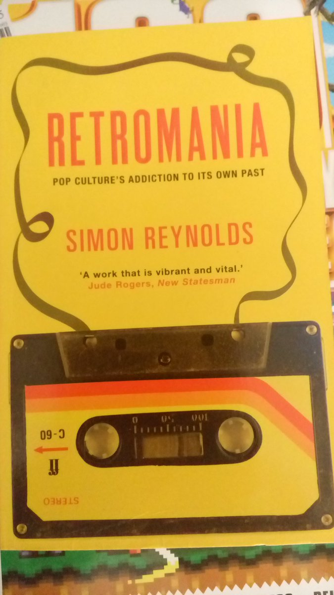 Image: RETROMANIA book front